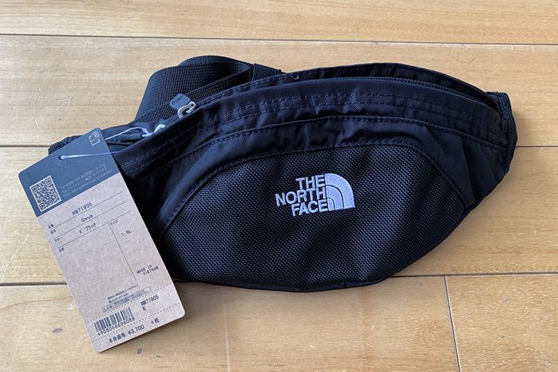 NORTH FACE ウエストバッグ グラニュール NM71905